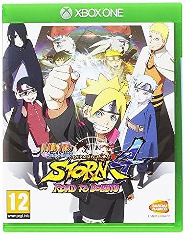 The Road To - Namco Bandai Naruto Ultimate Ninja Storm 4