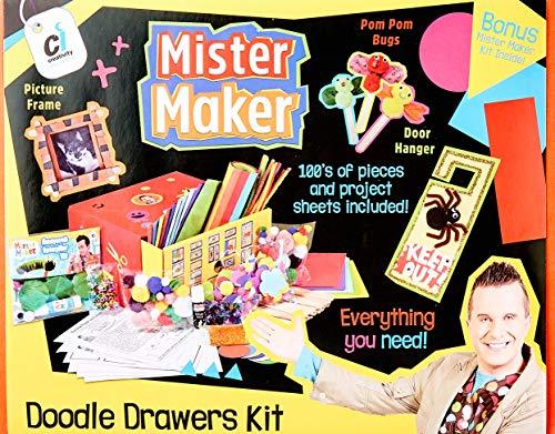 Imagen de Juego de Manualidades Mister Maker por menos de 40 euros.