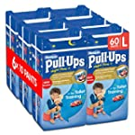 Huggies Pull-Ups Boys Night Time Pant...