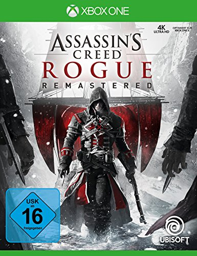 Assassin's Creed Rogue Remastered - [Xbox One] - Xbox One Creed Assassins