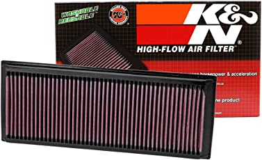 K&N 33-2865 High Performance Replacement Car Air Filter