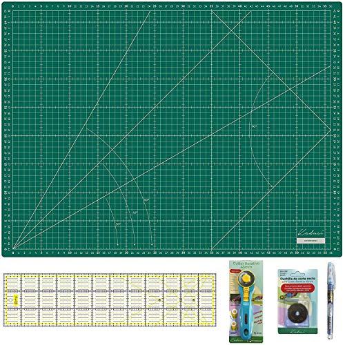 Kit Patchwork Splash alta calidad Base corte 60x45