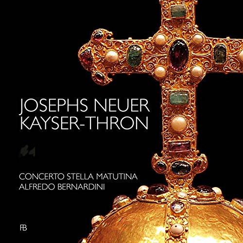 Erlebach/Bach: Josephs neuer Kayser-Thron / Gott ist mein König BWV 71