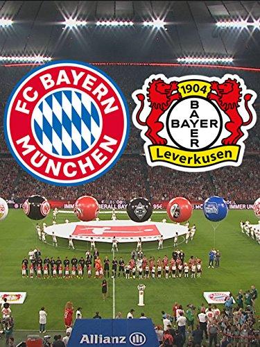 Bundesliga: Spieltag: FC Bayern München gegen Bayer Leverkusen