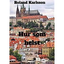 Hur som helst (Swedish Edition)