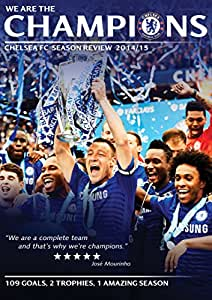 We Are The Champions - Chelsea FC Season Review 2014/15 [DVD] [NTSC]