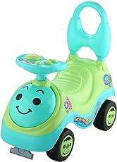 Webby Kids Smart Mini Ride On, Green