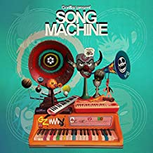 Gorillaz - Song Machine, Season 1: Strange Timez (Vinilo Azul) Exclusivo Amazon