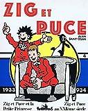 Zig et Puce, volume 4 - 1933-1934