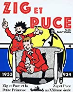 Zig et Puce, volume 4 - 1933-1934 de Alain Saint-Ogan