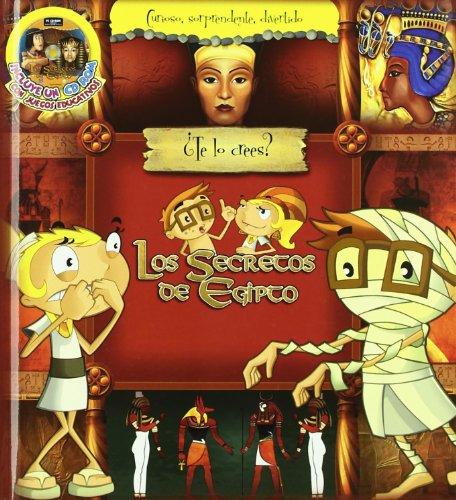 Secretos De Egipto,Los (Te Lo Crees (arazonia))