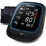 sinocare digitale arm-tensiometer,Smart Bloeddrukmeter digitale arm-arm-tensiometer met aritmische pulsdetectie, klinisch gev