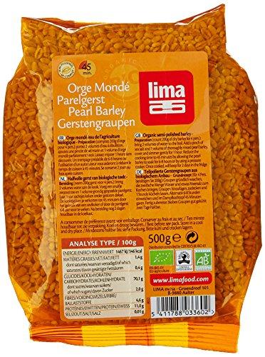 Lima Orge Bio 500 g