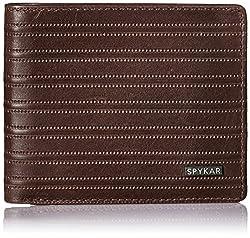Spykar Brown Mens Wallet (SPY/WL/2AF20)