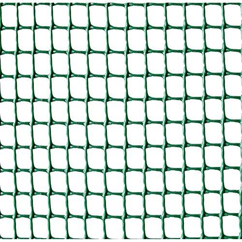 Via Nettunense 90 04011 INTERMAS eco maille plastique-4 x 4 m 1 .verde rouleau-25 m