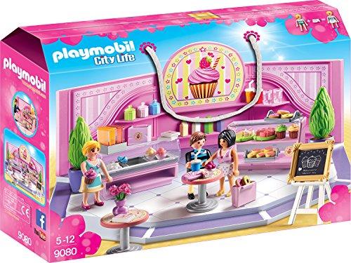 "Preisvergleich Produktbild PLAYMOBIL 9080 - Café ""Cupcake"""