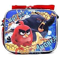 Angry Birds Movie School Lunch Bag Insulated Snack Box Why So Angry-black preisvergleich bei kinderzimmerdekopreise.eu