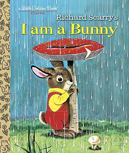 I Am A Bunny (Little Golden Books)
