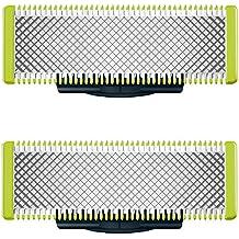 Philips QP220/50 - Pack de dos cuchillas de recambio para Philips One Blade