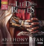 Das Lied des Blutes (Rabenschatten, Band 1) - Anthony Ryan