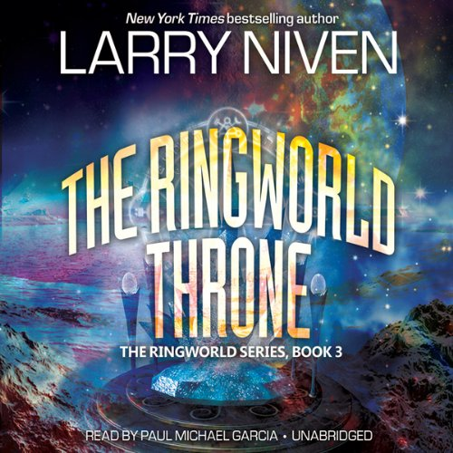 The Ringworld Throne  Audiolibri