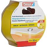 tesa Masking Tape PRECISION INDOOR, 25m x 38mm, geel