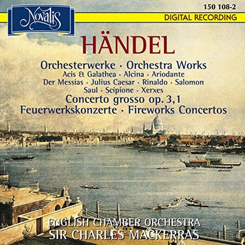 Händel: Orchestra Works