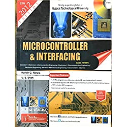 MICRICONTROLLER & INTERFACING (USED & OLD BOOK) FOR GTU