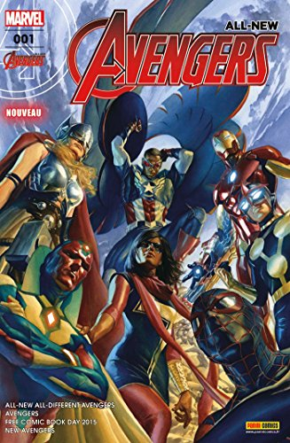 All-new Avengers nº1