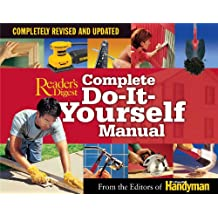 Amazon family handyman magazine books readers digest complete do it yourself manual us edition solutioingenieria Images