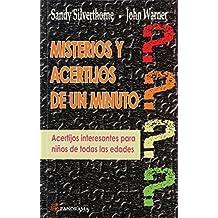 Misterios y acertijos de un minuto/Mysteries and puzzles of a minute