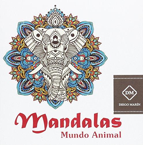 MUNDO ANIMAL (MANDALAS)