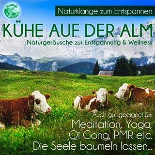 Kühe auf der Alm Naturklänge zum Entspannen Wellness für die Seele Kuhglockenkonzert gut zur Meditation