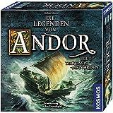 Kosmos - Die Legenden von Andor - Teil II Die Reise in den Norden - Erweiterung + Kosmos 691936 - Die Legenden von Andor - Erweiterung Der Sternenschild, Strategiespiel