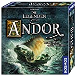 Kosmos Legenden von Andor - Teil II Die Reise in den Norden - Erweiterung