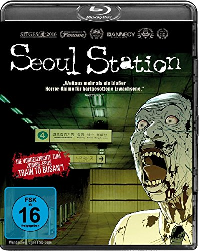 Seoul Station [Alemania] [Blu-ray]