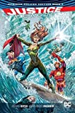 Justice League - The Rebirth Deluxe Edition Book 2 (Rebirth)