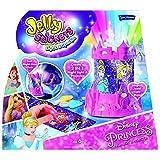John Adams Disney Princess Light and Sparkle Night Light and Projector (Multi-Colour)