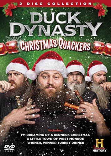 Duck Dynasty: Christmas Quackers! [DVD] [UK Import]