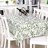 sourcingmap® Limpiar vinilo PVC Mantel Mesa de comedor Cocina protector de la cubierta Multi plazas