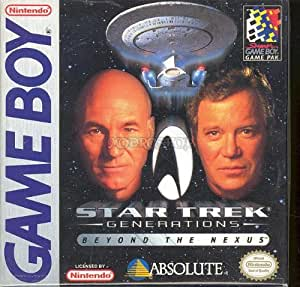 Star Trek Generations beyond the nexus - Game Boy - PAL