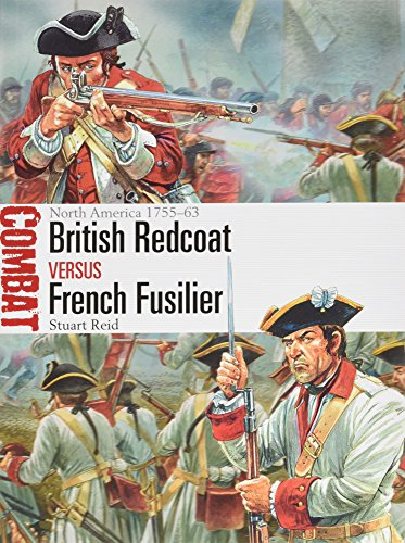 British Redcoat vs French Fusilier: North America 1755-63 (Combat)