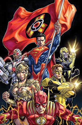 Injustice Gods Among Us Year Five HC Vol 3