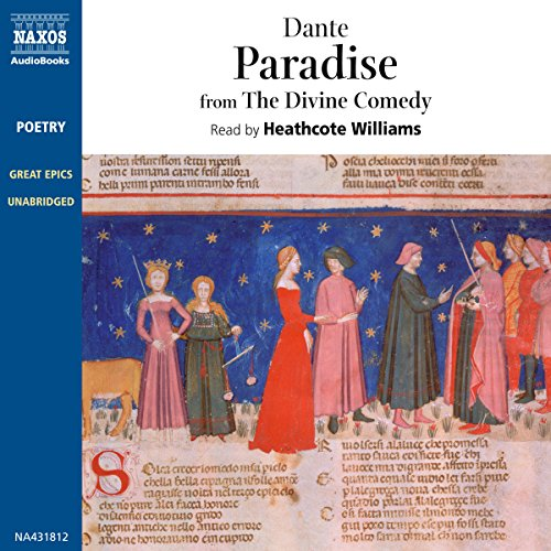 Paradise: From The Divine Comedy  Audiolibri