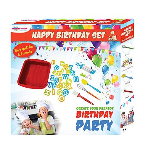 Preisvergleich Produktbild Knorrtoys 38099 - Backset Happy Birthday