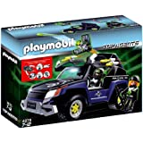 Playmobil 626128 - Agente Todoterreno De Gánsters