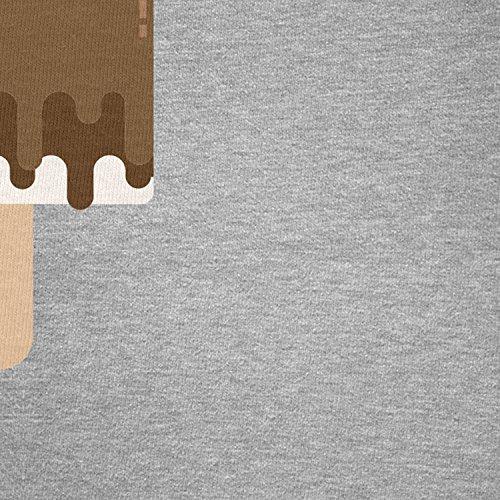 TEXLAB - Chewie Ice Pop - Herren T-Shirt Grau Meliert