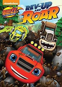 Blaze & The Monster Machines: Rev Up & Roar [DVD]