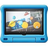 Custodia per bambini per tablet Fire HD 8 (compatibile con dispositivi di 10ª generazione, modello 2020), blu