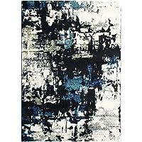 DolceMora Sehrazat Prime 226-600 - Alfombra acrílico, 230 x 160, color azul